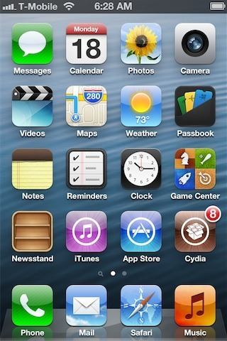 how to untethered jailbreak ios 6 1 3 6 1 4 6 1 5 with p0sixspwn