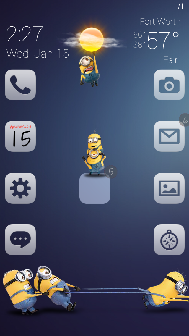 Ios 7 Jailbreak Themes 7 Awesome Theme Ideas For Iphone 5s 5 And 4s Syncios Blog