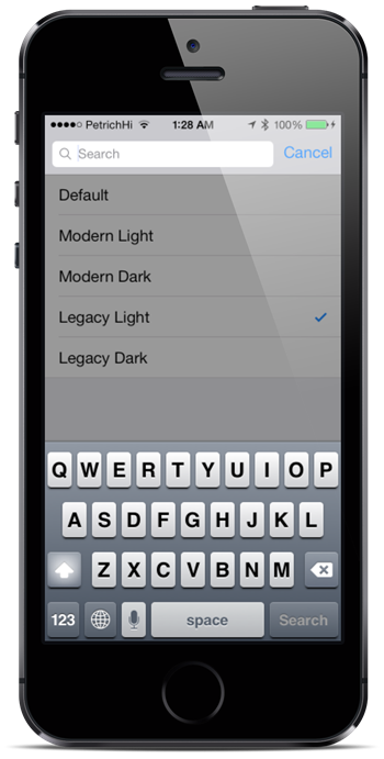 iphone 5s keyboard ios 7 how to get classic ios 6 keyboard on ios 7 syncios 2341