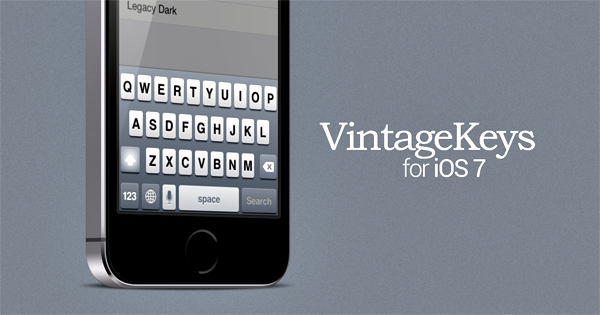 How To Get Classic iOS 6 Keyboard On iOS 7 - Syncios Blog