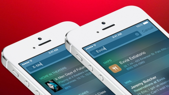 how to disable spotlight search on ios 8