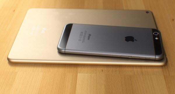 iphone 6 and ipad mini 3