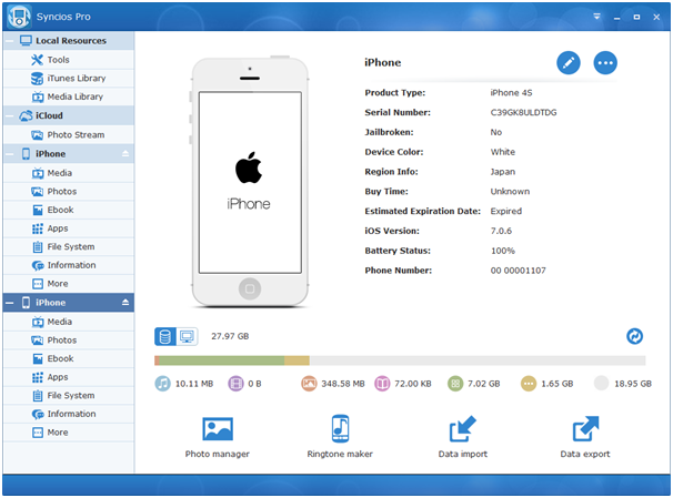 Iphone To Iphone Transfer Software