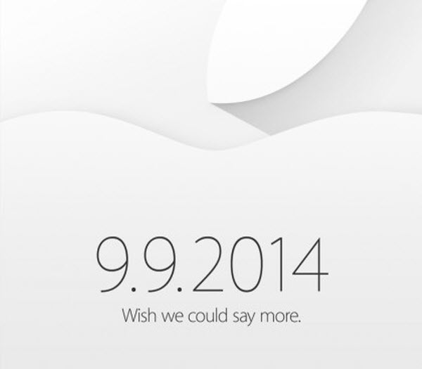 Apple announces event