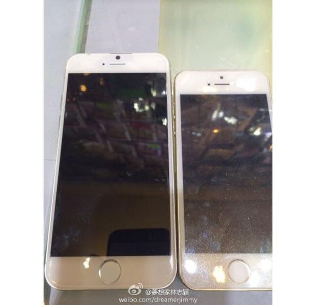 iphone 6 leaks