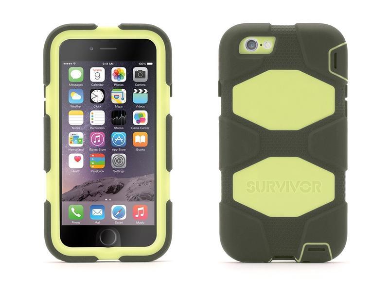 iphone 6 cases griffin survivor