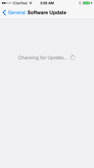 how to upgrade to ios 8