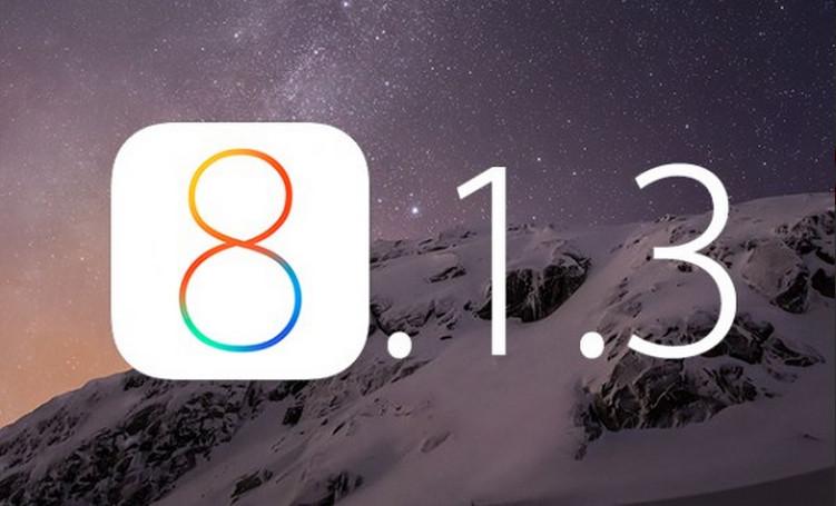 How To Downgrade iOS 8.2 To iOS 8.1.3