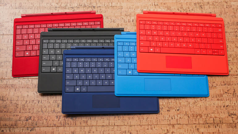 new keyboard cover made specifically for Surface 3