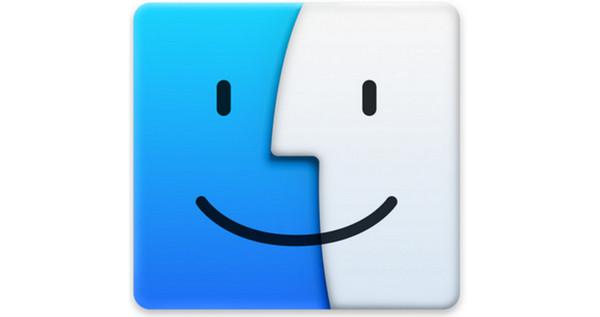 managing files in Apple's Finder
