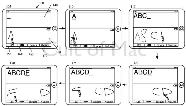 iPad Pro handwriting recognition