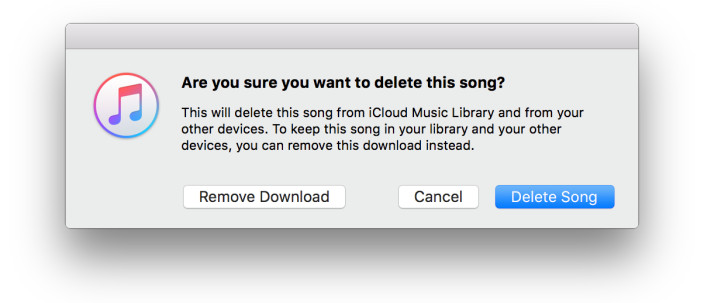 deleted itunes songs