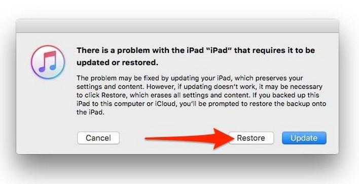 downgrade to iOS 8