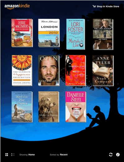 How to Transfer Kindle Books to iPad (iPad mini supported
