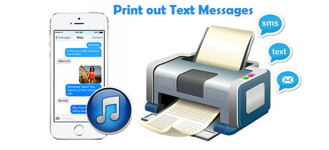 print iphone messages