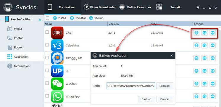 app document