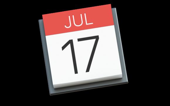 OS X Calendar