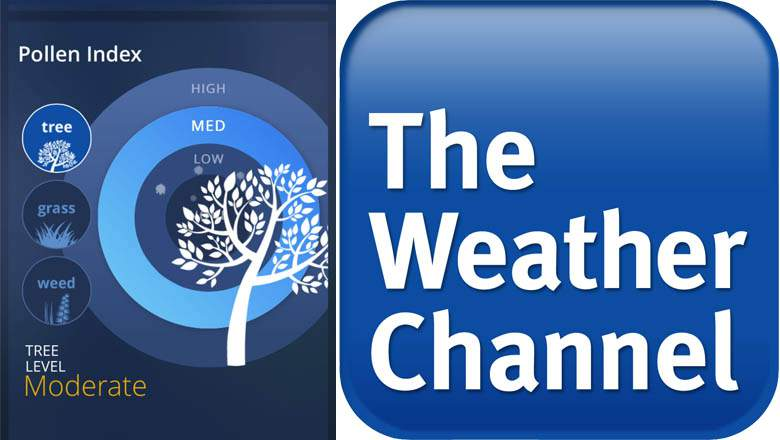 Weather Channel App For Iphone