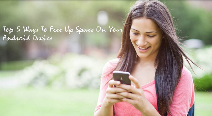 free up android space