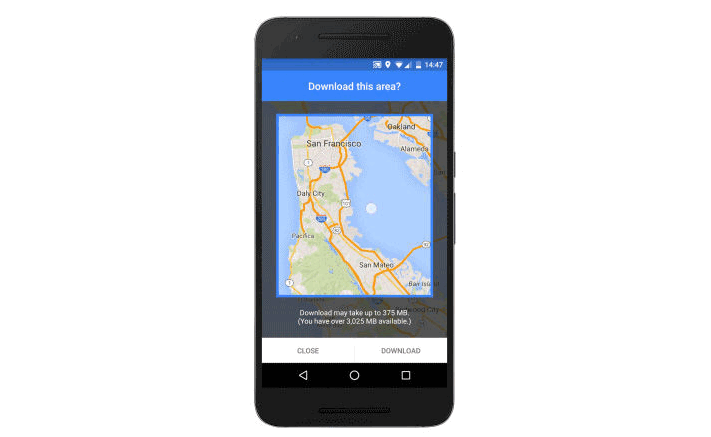 How to use google maps offline on your phone syncios manager for the google maps app for iphone ipad and android device makes navigating your world faster and easier find the best spots in town and the information you gumiabroncs Gallery