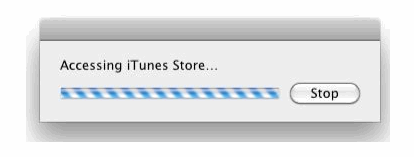 itunes store access
