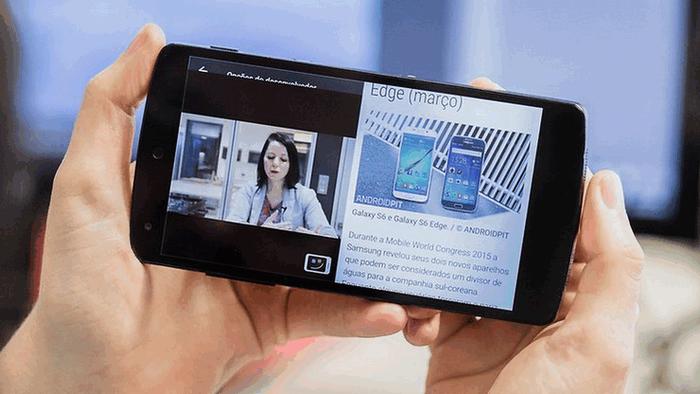 multi-window-Android