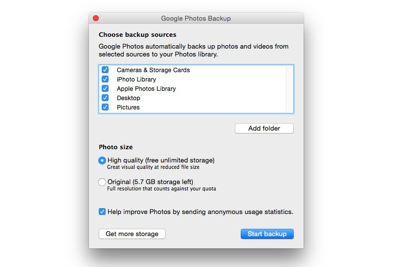 how to stop auto upload photos android