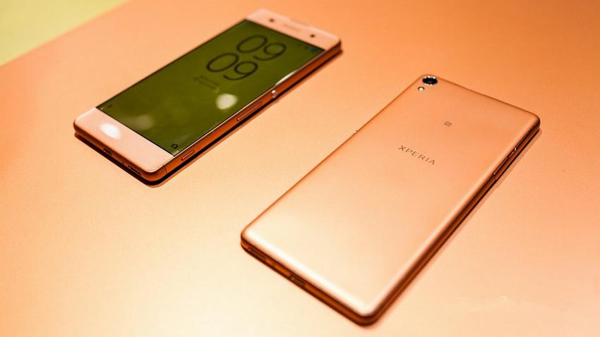 Sony's Xperia X phones