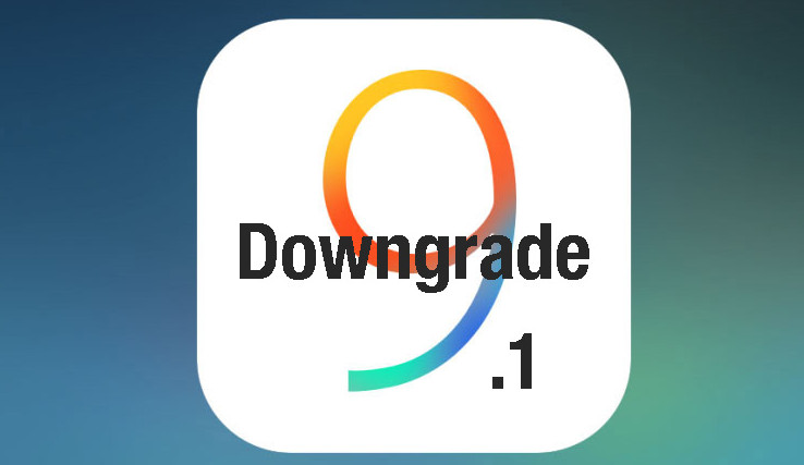 downgrade ios 9.2