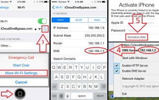 How to Bypass iCloud Activation on iOS 8 - Syncios Manager for iOS