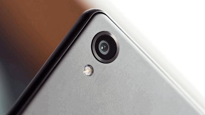 camera of xperia x