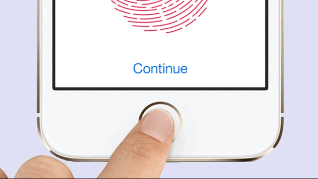 disable touch id