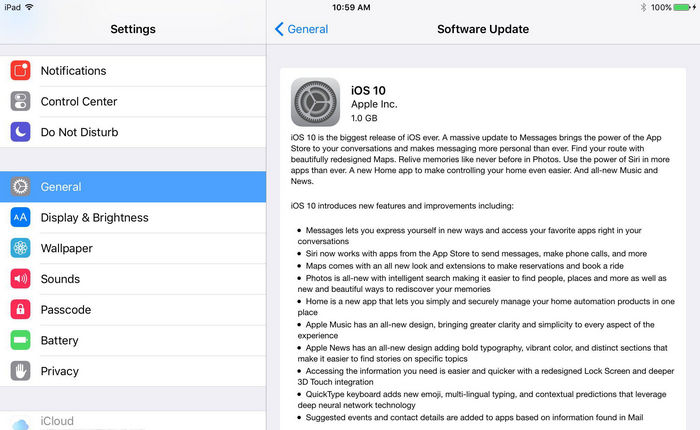 download ios10