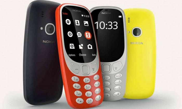 nokia 3310 unveiled