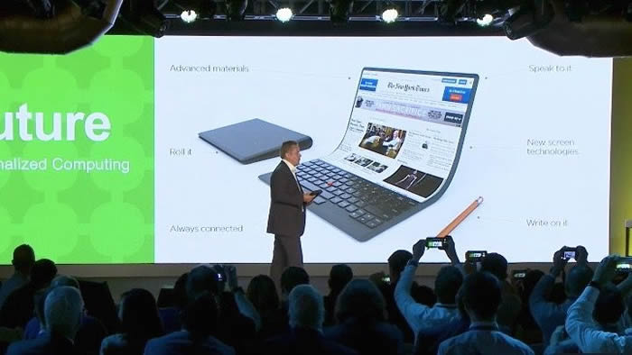 Lenovo new laptop