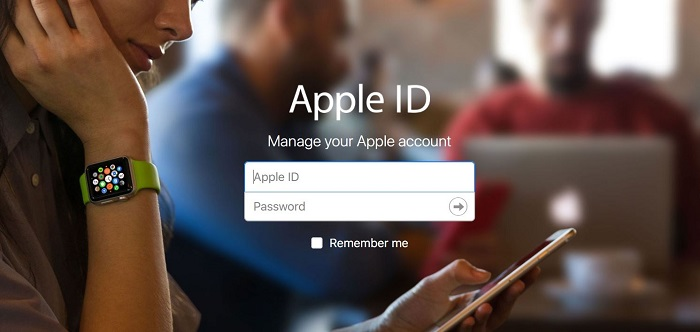 Apple account