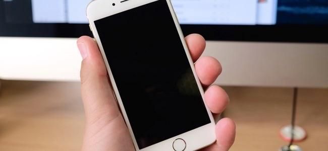 iPhone Shut Off