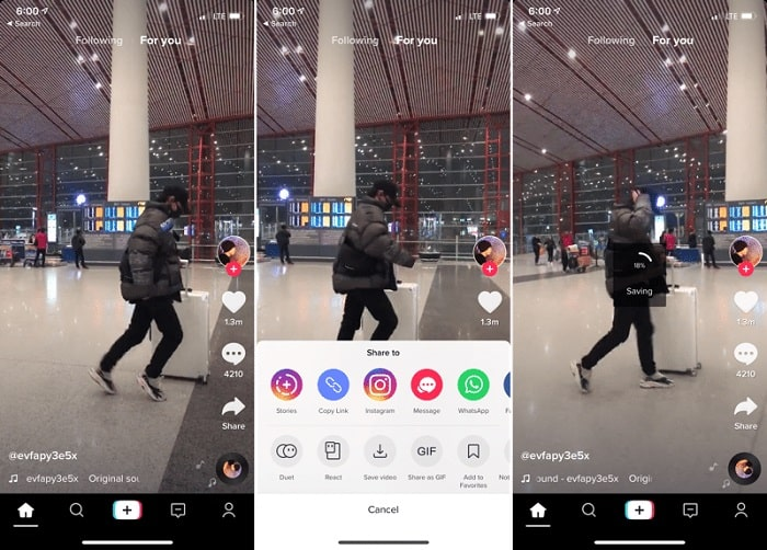 How to Download TikTok Videos on iPhone - Syncios Blog