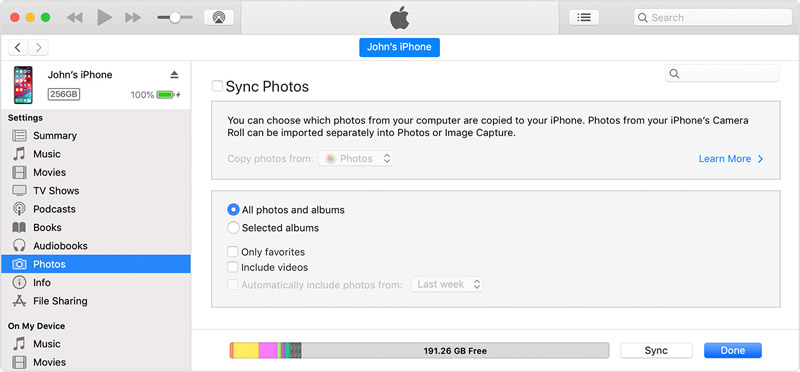 Permanently Delete Photos from iPhone