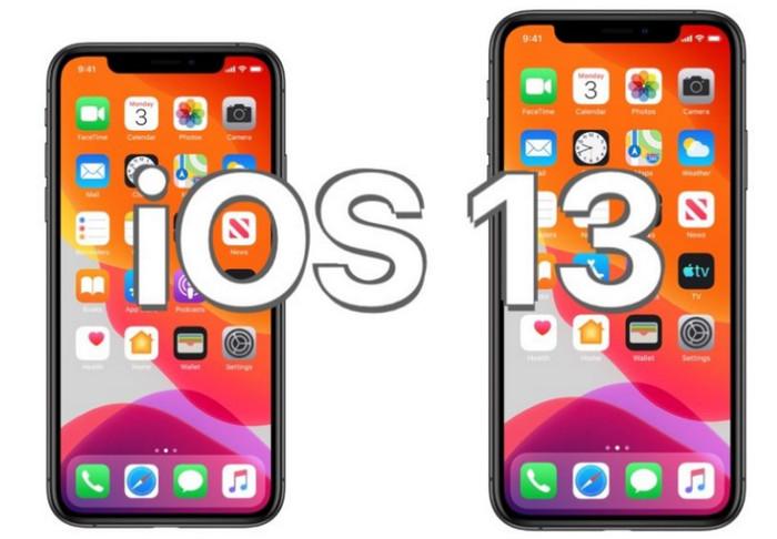 ios 13 release